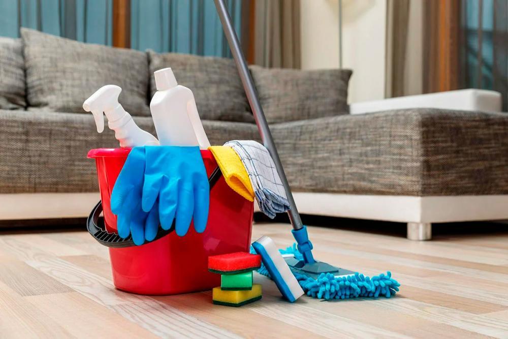 объявление уборка квартир